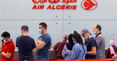 L-Alġerija terġa tiftaħ xi vjaġġ internazzjonali bl-ajru bi titjiriet ta 'Franza, it-Turkija, Spanja u t-Tuneżija