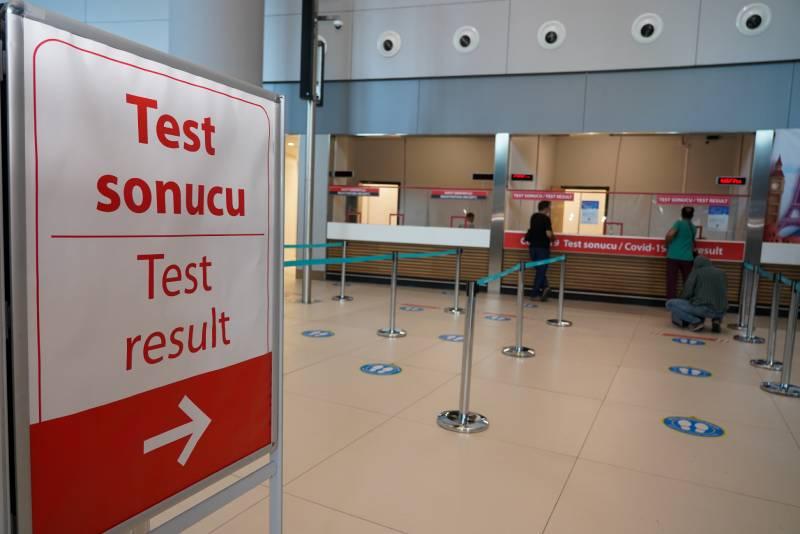 Turquía prohibe os voos directos desde Bangladesh, Brasil, Sudáfrica, India, Nepal e Sri Lanka