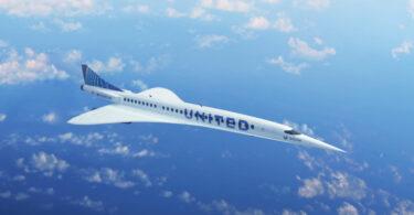 United Airlines mésér 15 jet supersonic ti Boom Supersonic