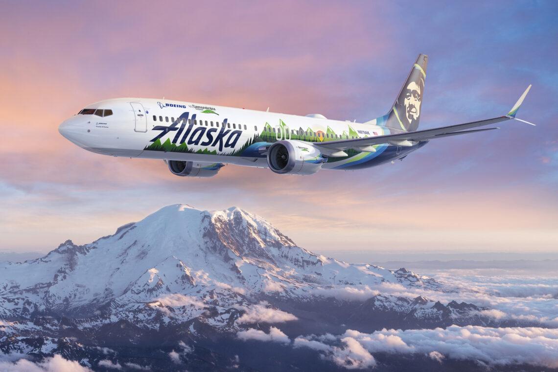 Boeing და Alaska Airlines ფრენებს უფრო უსაფრთხო და მდგრად ხდის