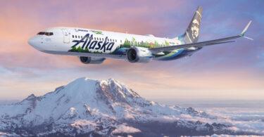 Boeing ja Alaska Airlines tekevät lentämisestä turvallisempaa ja kestävämpää