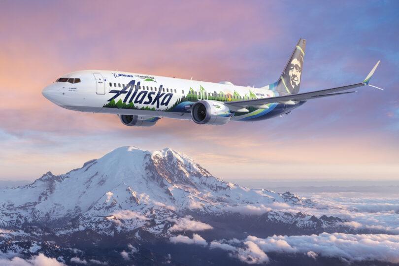 بوئنگ اور الاسکا ایئر لائنز پرواز کو محفوظ اور مستحکم بناتی ہیں