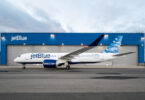 Èrbus pwogrè premye kontra Nò Ameriken vòl Lè Sèvis ak JetBlue Airways