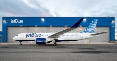 Airbus ya sami kwangilar Sabis na Jirgin Sama na Arewacin Amurka na farko tare da JetBlue Airways