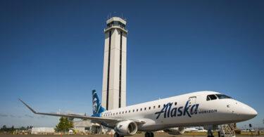アラスカ航空、2022 年春までにペインフィールドでのフルスケジュールを再開