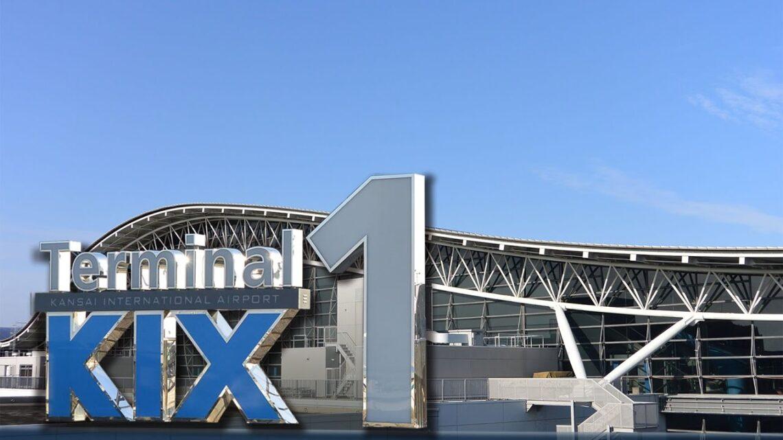 Kansai International Airport lanserer modernisering av Terminal 1
