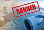 Europese Unie sluit officieel haar luchtruim voor Wit-Russische luchtvaartmaatschappijen