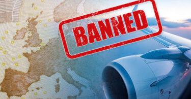 Uni Éropa sacara resmi nutup ruang udara na ka maskapai Bélarus