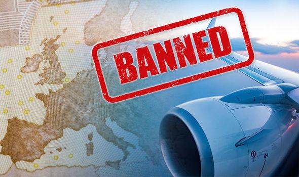 اتحادیه اروپا رسماً فضای هوایی خود را به روی خطوط هوایی بلاروس می بندد