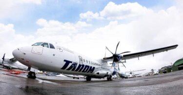 TAROMはブダペスト空港からブダペストへのフライトを再開します