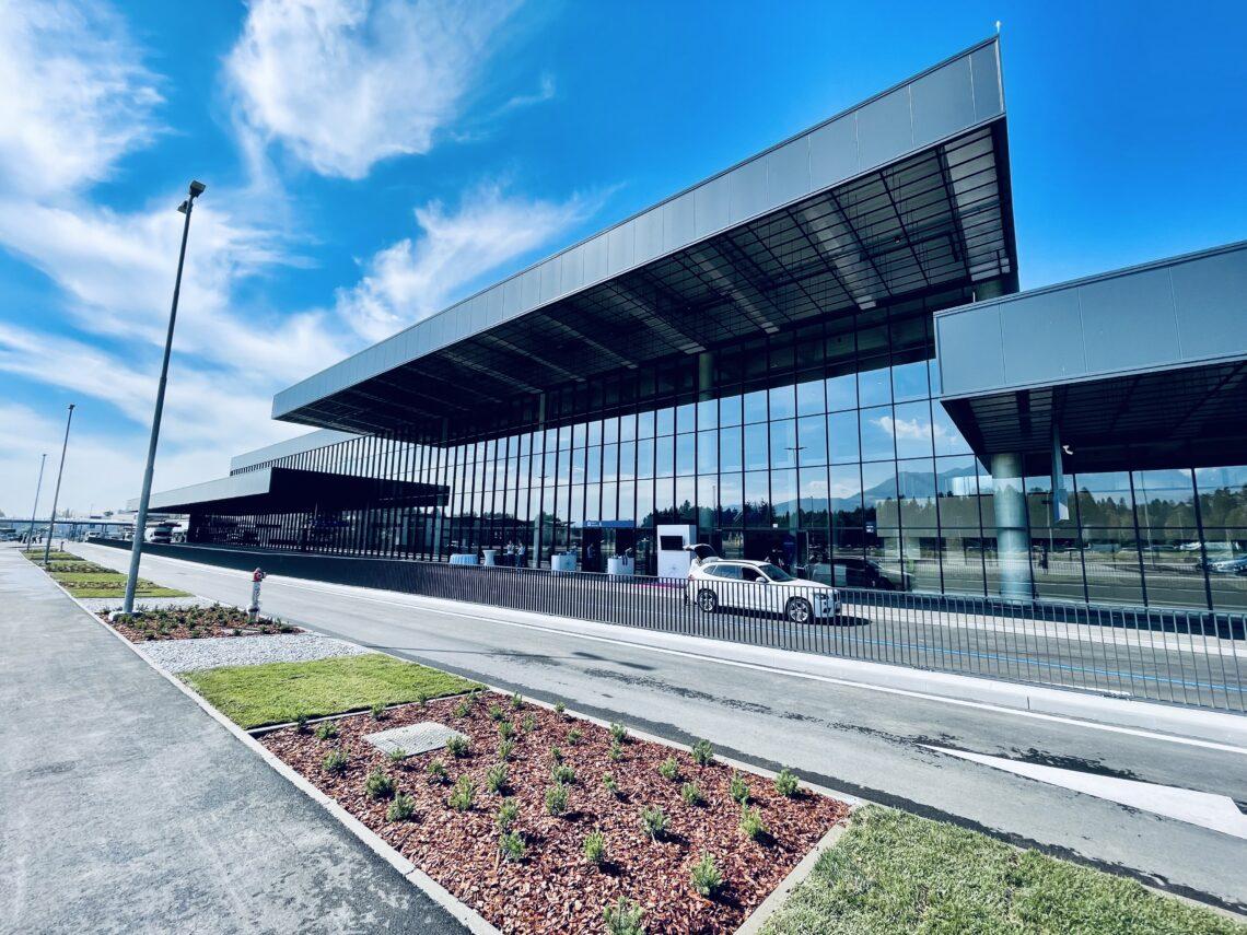 Fraport Люблянада жаңа жолаушылар терминалын ашты