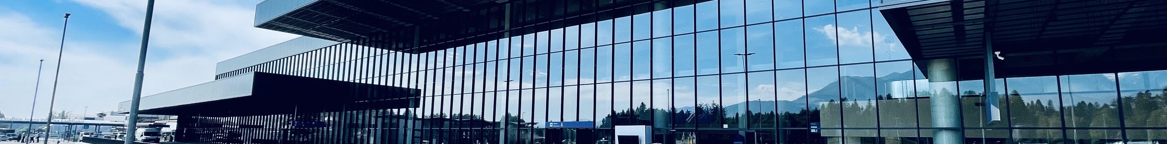 Fraport përuron terminalin e ri të pasagjerëve në Lubjanë