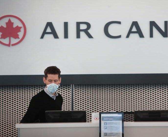 تمدد شركة طيران كندا الموعد النهائي لسياسة استرداد COVID-19