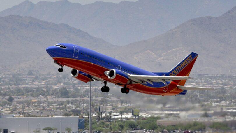 پرواز بدون توقف کانزاس سیتی به کنکون اکنون در خطوط هوایی Southwest Airlines است