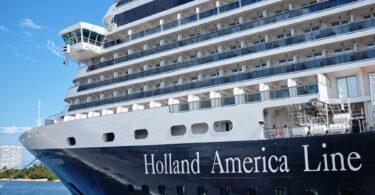 Holland America Line annullerer Nieuw Statendam og Volendam europæiske sommerkrydstogter