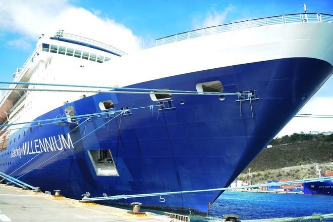 Barbados antoi julkilausuman Celebrity Millennium -matkustajista, joiden COVID-19-testi oli positiivinen