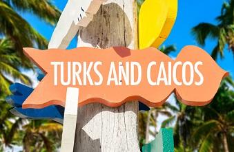 Le Isole Turks e Caicos hanno emesso un avviso di livello 1 dal CDC