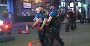 در تیراندازی گسترده حداقل 13 نفر در آستین ، تگزاس زخمی شدند