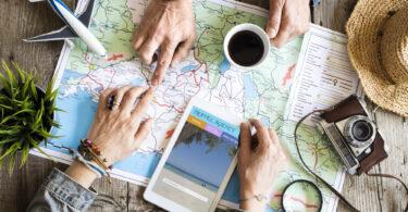 A maioria dos viajantes ainda se preocupa com as viagens de verão de 2021