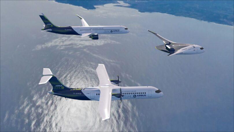 Airbus otwiera centra rozwoju o zerowej emisji w Niemczech i Francji