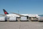 Air Canada Cargo anonse wout lansman pou nouvo avyon kago li yo