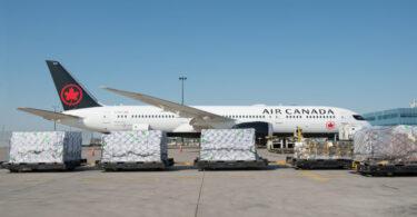 Air Canada Cargo công bố các tuyến bay cho máy bay chở hàng mới của mình