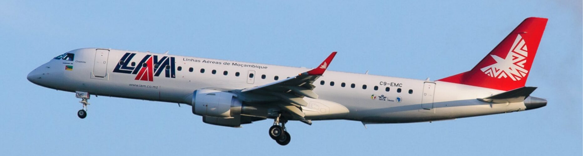 LAM Mozambique Airlines გაყიდის თავის Embraer თვითმფრინავს ხარჯების შემცირებით