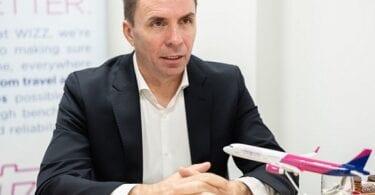 នាយកប្រតិបត្តិក្រុមហ៊ុន Wizz Air លោក Jozsef Varadi៖ ជីវិតសព្វថ្ងៃគឺស្មុគស្មាញណាស់