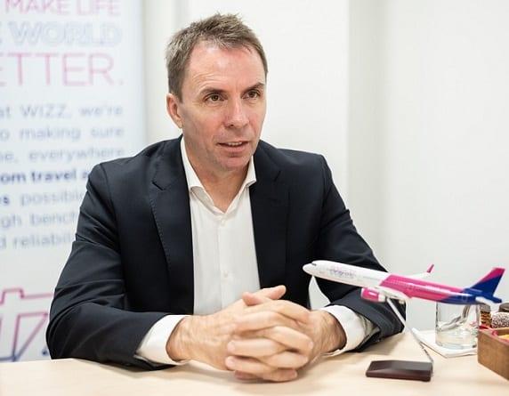 CEO Wizz Air Jozsef Varadi: Sarotra be ny fiainana ankehitriny
