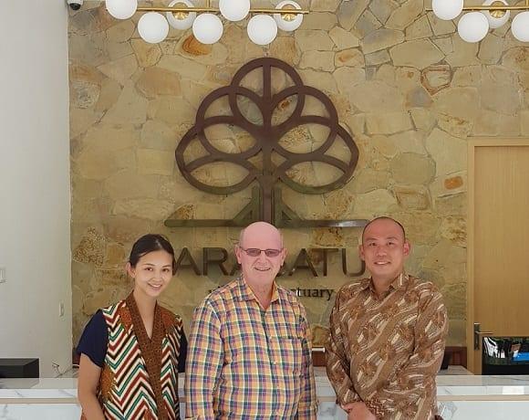 Indonezia Turismo malfermas Arasatu-Vilaojn kaj Sanktejon