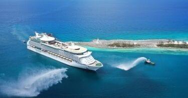 Royal Caribbean prichádza na vrelé privítanie do Grand Bahama