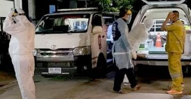 Thailand woman dies hours after COVID-19 vaccination