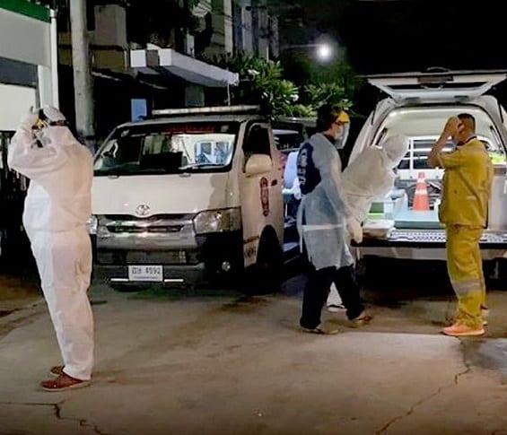 Жінка в Таїланді помирає через кілька годин після щеплення від COVID-19