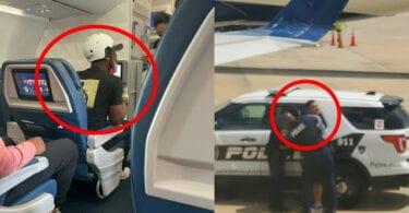 Delta Airlines Flight Attendant dia tapa-kevitra ny hianjera amin'ny DL 1730 avy any LAX mankany ATL midair