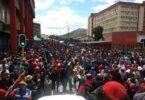 Protes Eswatini