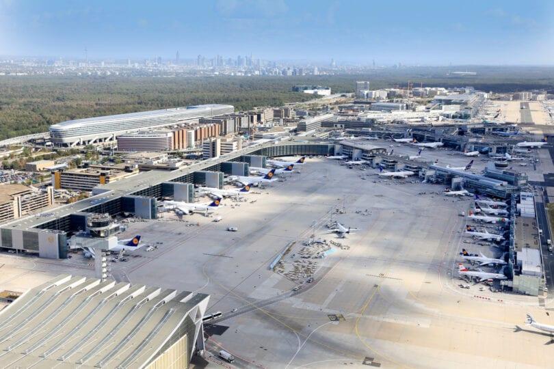 فرینکفرٹ ایئرپورٹ مسافروں کا حجم بحالی کے آثار دکھاتا ہے