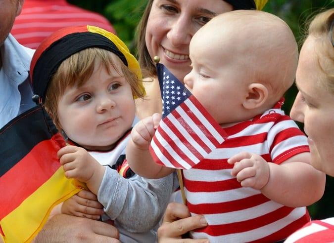 Jerman menyambut kedatangan pelancong Amerika pada hari Ahad 20 Jun ini