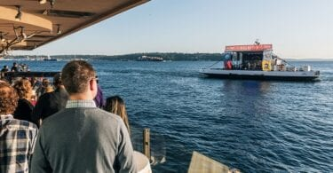 """The Edgewater reopened with celebratory """"Rock the Dock"""" Memorial Day Weekend event"""