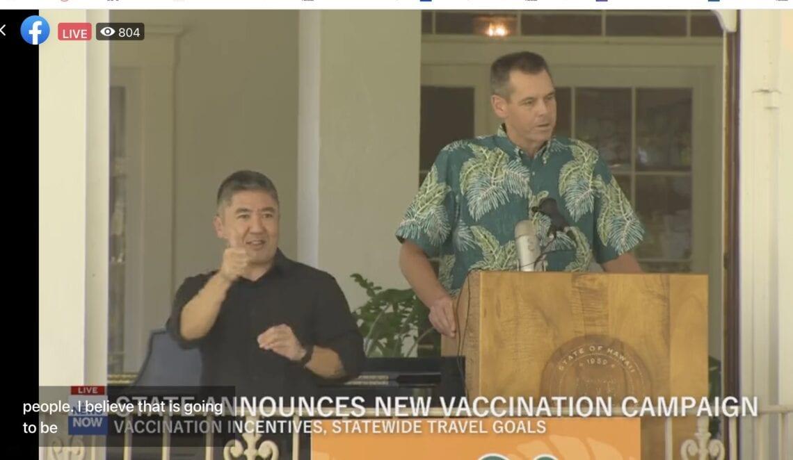 Pake valiz ou pou vizite Hawaii san restriksyon