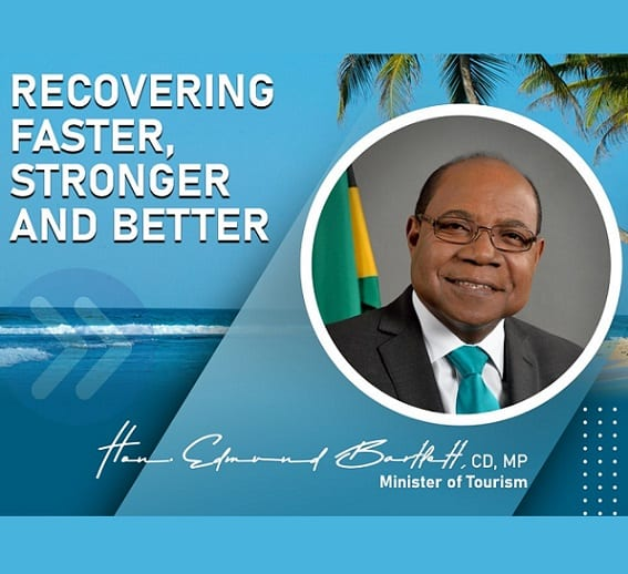Jamaica Tourism: Recovering faster, stronger and better