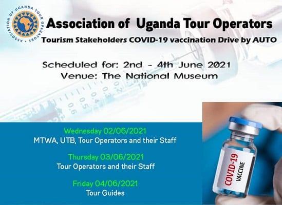 Uganda conducting massive COVID-19 vaccination drive