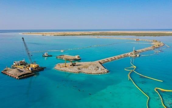 Red Sea Development Company: ARCHIRODON негизги туристтик хаб арал Шурайрага көпүрө курат