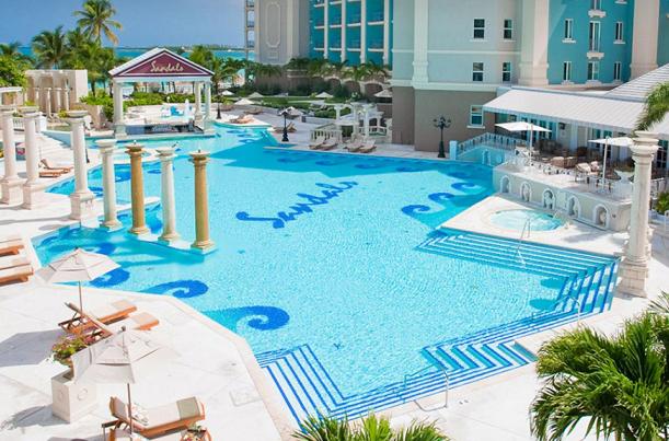 Սանդալներ Royal Bahamian. Շքեղ արձակուրդների համար նորանոր նորություններ