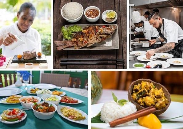 علم غذا پایدار در جزایر سیشل