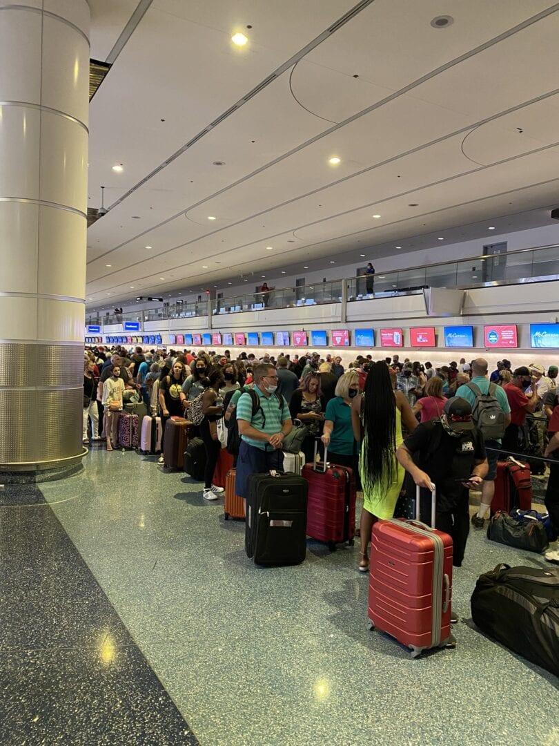 سائبر حملہ؟ ایف اے اے نے ریاستہائے متحدہ میں ساؤتھ ویسٹ ایئر لائن کی تمام پروازوں کو گراؤنڈ کیا