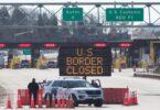 米国はカナダとメキシコとの国境の閉鎖を延長します