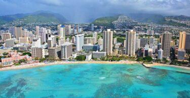 2021년 XNUMX월 하와이 호텔 수익 크게 증가
