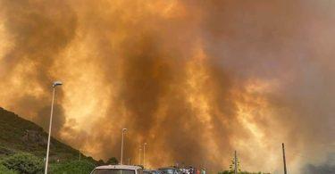 Stotine evakuiranih iz šumskih požara na Sardiniji dok Rim traži pomoć EU