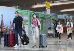 Osobná doprava sa v júni zvýšila na moskovskom letisku Šeremetevo o 378.4%