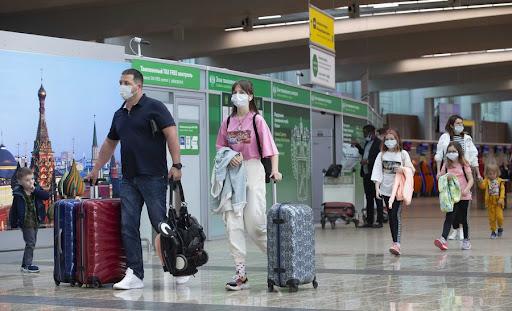 د جون په میاشت کې د مسکو شییرمیټیو هوایی ډګر کې د مسافرینو ترافیک 378.4 up لوړ شو